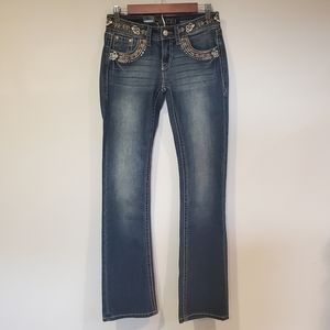 Grace in L.A. Bootcut Jeans 27 NWT